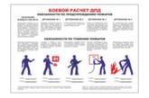 Плакат информационный ДПД-2