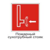 Знак пожарной безопасности F08