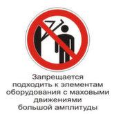 Запрещающий знак Р32